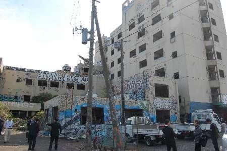 旧病院跡地