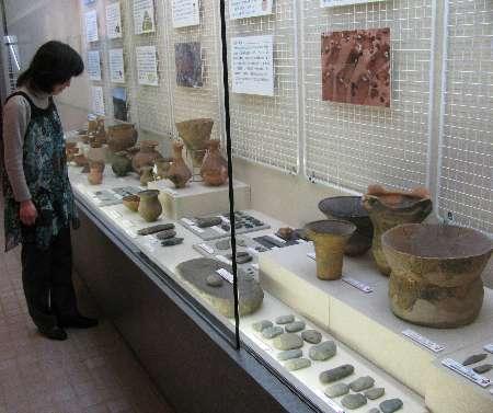 古墳展示館