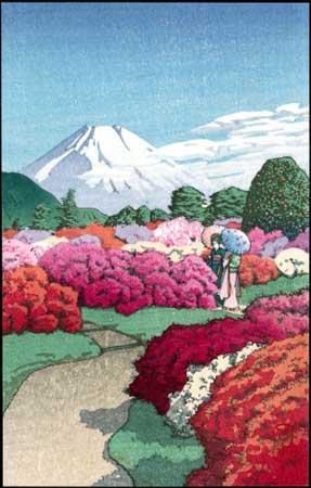 元箱根見南山荘風景